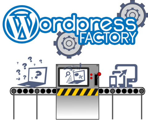 Externalisez à une WordPress Factory